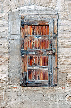 Door Series by Minnie Lippiatt