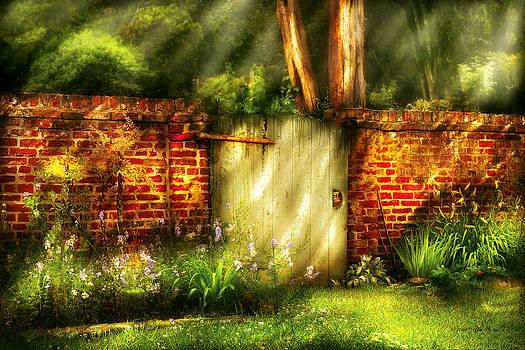 Mike Savad - Door - The old gate