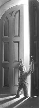 Door Wonder by Dan Nelson