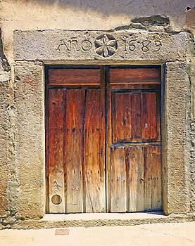 Dee Flouton - Door Year 1689
