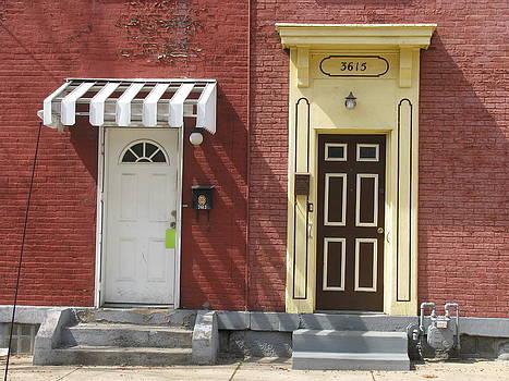 Alfred Ng - Doors of Lawrencevile Pittsburgh