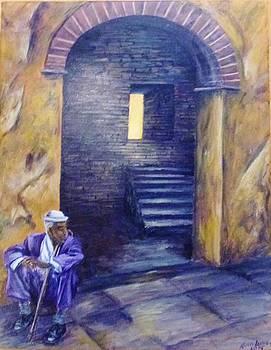 Doorway of Faith by Karen Lucas