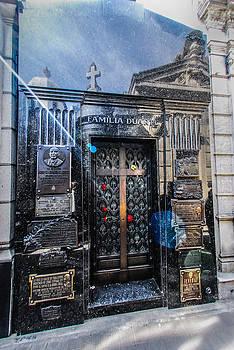 Errol Wilson - Doorway to Evita Peron