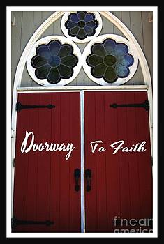 Gail Matthews - Doorway to Faith