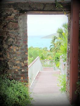 Kathy Peltomaa Lewis - Doorway To Paradise