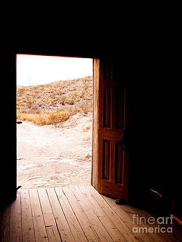 Doorway to the Desert by Avis  Noelle