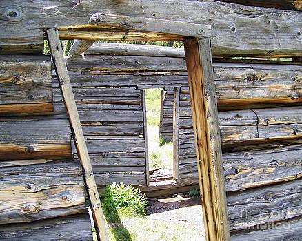 Doorways by Laurie Klein
