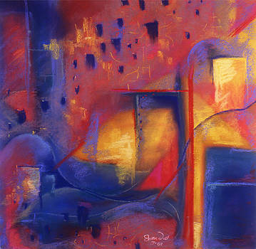 Doorways by Susan Will