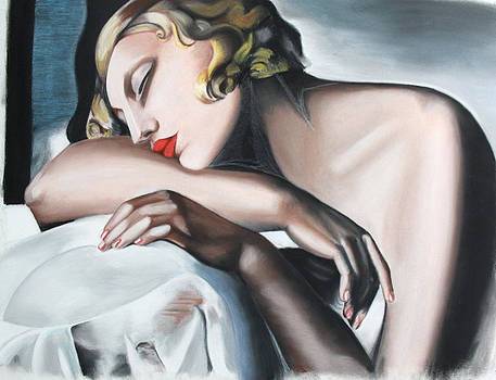 Dormeuse Step 7 by Miguel Rodriguez