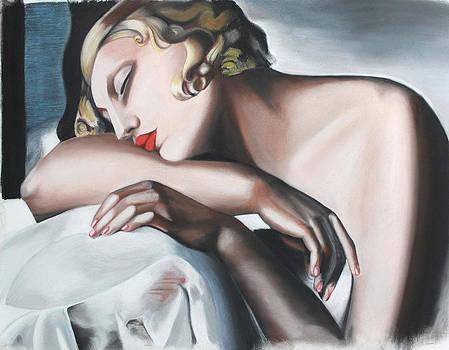 Dormeuse Step 8 by Miguel Rodriguez