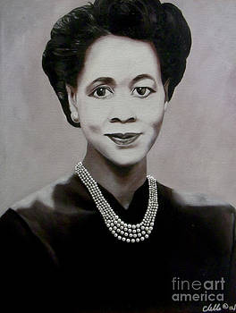 Dorothy Height by Chelle Brantley