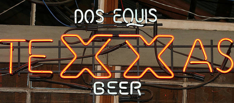 Kathy Peltomaa Lewis - Dos Equis Texxas Beer