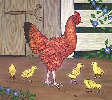 Linda Mears - Dottie the Chicken
