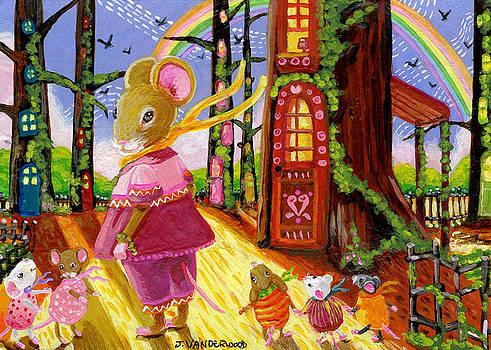 Dotties Daycare Daily Walk by Jacquelin Vanderwood