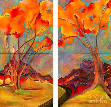 Double Arbor by Elizabeth Fontaine-Barr