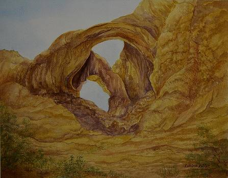 Double Arches by Kathleen Keller