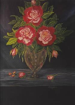 Double Delight Bouquet by Regina Taormino
