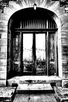 Double doors Rylstone NSW by Ian  Ramsay