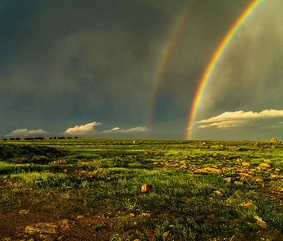 Double Rainbow by Craig Brown