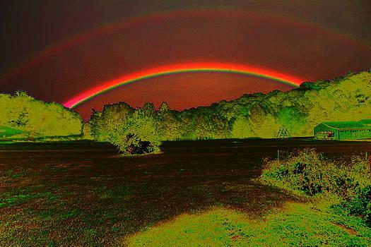 Double Rainbow by David Yocum