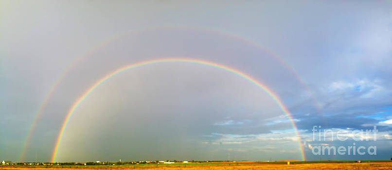 Double Rainbow by Jeremy Linot