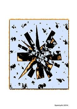 Double Star Collage by Krzysztof Spieczonek