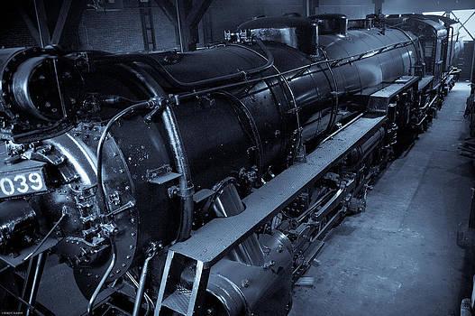 ROBERT KLEMM - DOUBLE STEAM ENGINE 6039