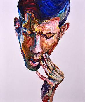 Doubt - Male Figurative by Khairzul MG