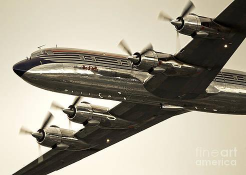 Douglas DC-6 by Rastislav Margus