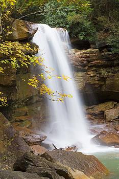 Douglas Falls by Chris Reed