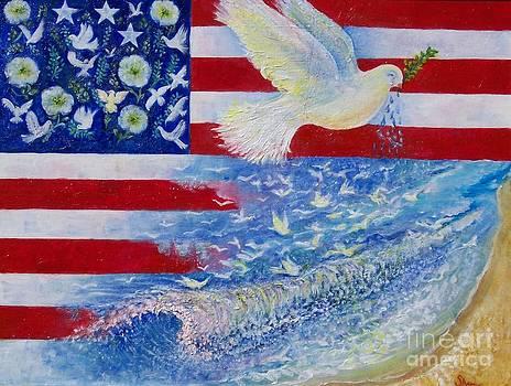 Shan Ungar - Peace Dove