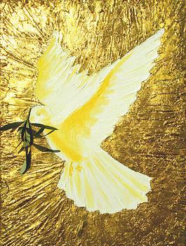 Dove by Sandra Yegiazaryan