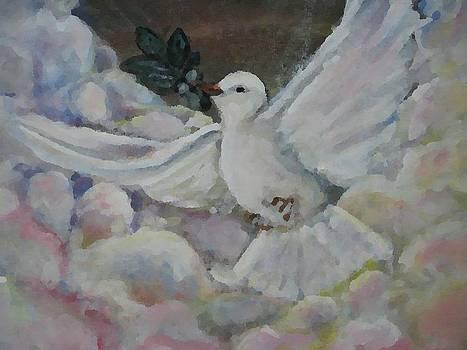 Dove Series II by Marilyn  Sahs