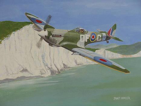 Dover Patrol by James Lawler