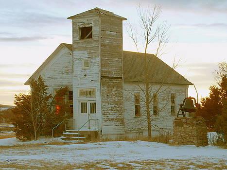 Dowling Community Church by Gordon Collins