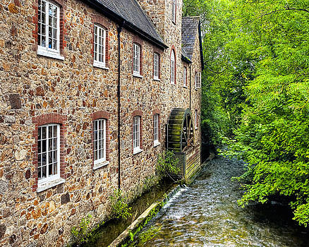 Mark Tisdale - Down By The Old Mill in Bovey Tracey