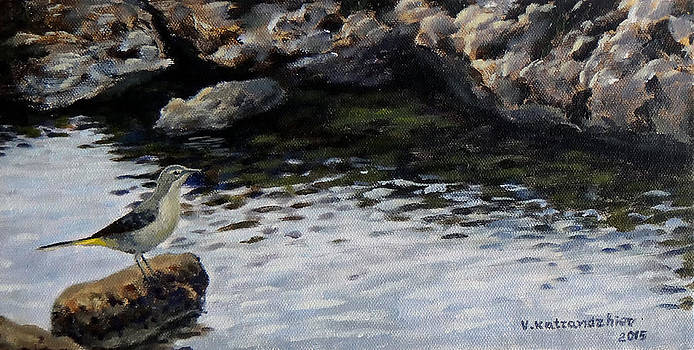 Down by the Water by Valentin Katrandzhiev
