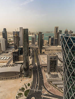 Down On Doha by Charlie Tash