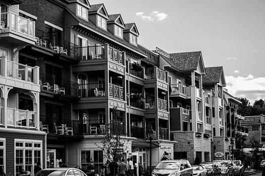 Down on Main Street by Jason Brow
