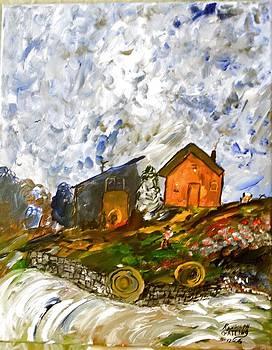 Down on the farm by Randolph Gatling