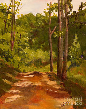 Janet Felts - The Red Dirt Road