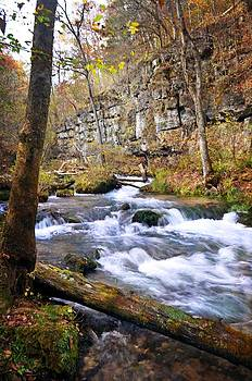 Marty Koch - Downstream at Greer Spring