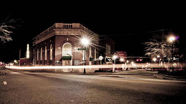 Downtown Alive by Josh Blaha
