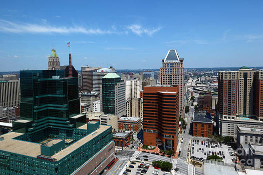 James Brunker - Downtown Baltimore