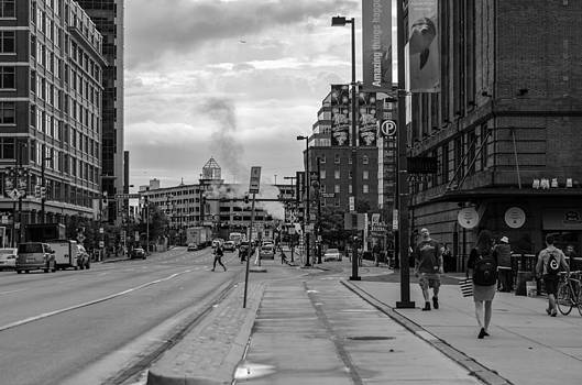 Downtown Baltimore by Ryan Routt
