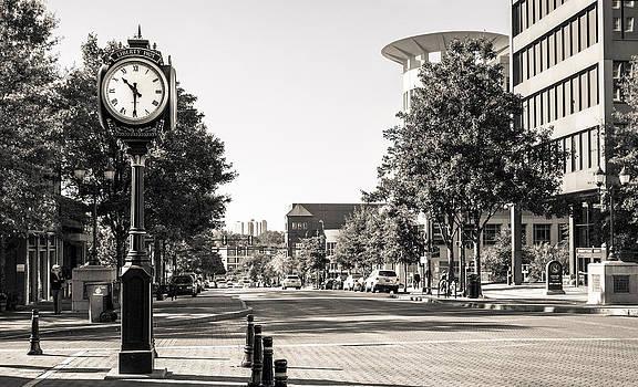 Downtown by the Clock by Josh Blaha