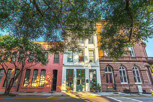 Downtown Charleston by Dustin Ahrens