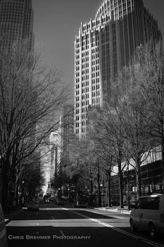 Downtown Charlotte  by Chris Brehmer Photography