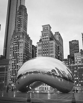 Downtown Chicago by CD Kirven