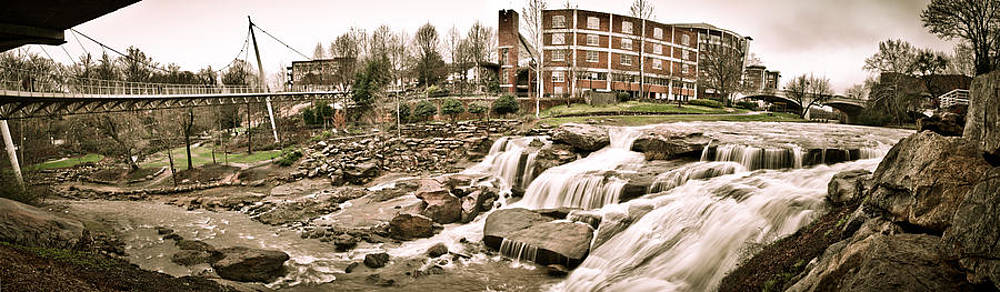 Downtown Falls by Josh Blaha